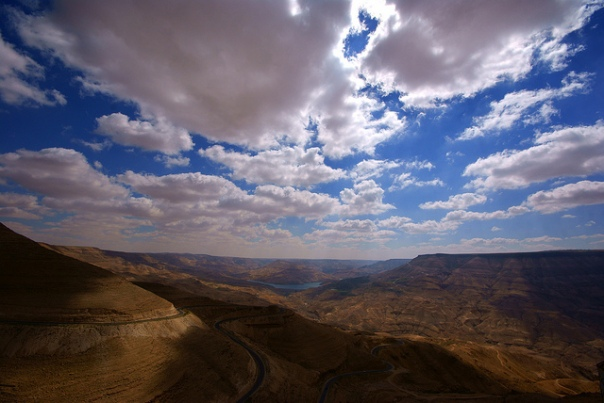 The King's Highway, Jordan