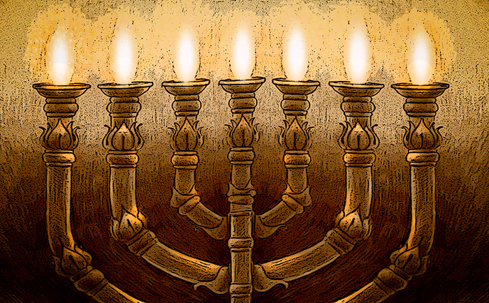 Hanukkah Eight Nights Of Light
