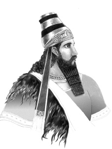 King Ahashuerus