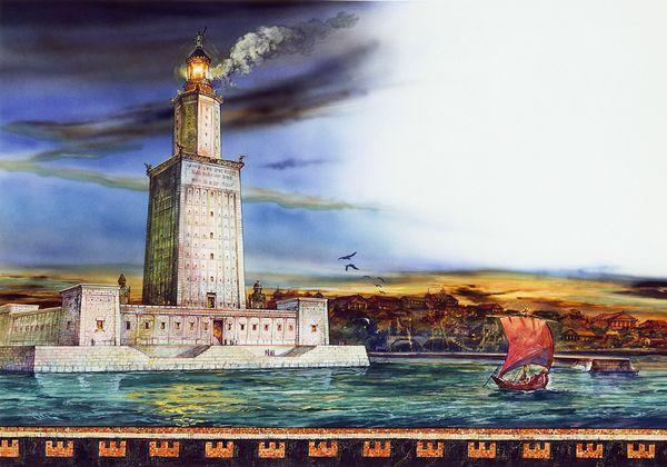 Ancient Alexandria, Egypt
