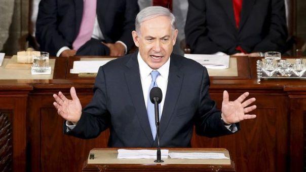 Netanyahu speech
